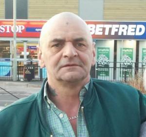 Nottingham BNP activist, Alex 'Beano' McConnell