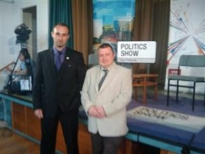 Derbyshire BNP organiser, Paul Hilliard and Charnwood organiser Peter Cheeseman: Who's pimping who?